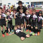Kategorie U8 a U10 vybojovaly na celostátním turnaji bronz